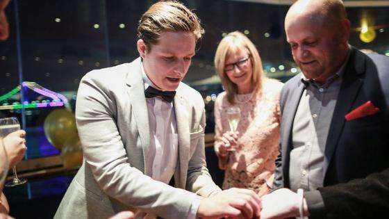 Wedding Entertainment Wedding Magician